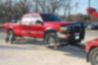 Seel Towing Calgary Tow Truck Towing with Dollies