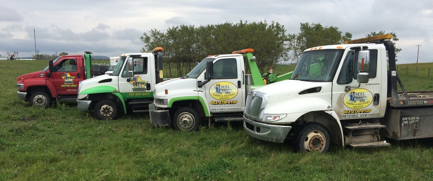 SEEL Towing Tow Trucks Calgary