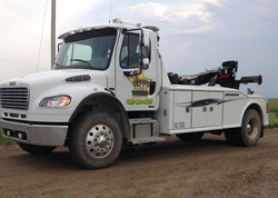 Commercial Tow Truck Service Calgary