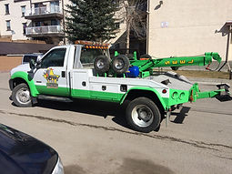 Medium Duty Towing Calgary