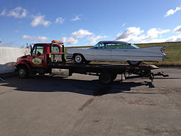 Seel Towing Calgary Flatbed Tow Truck Service