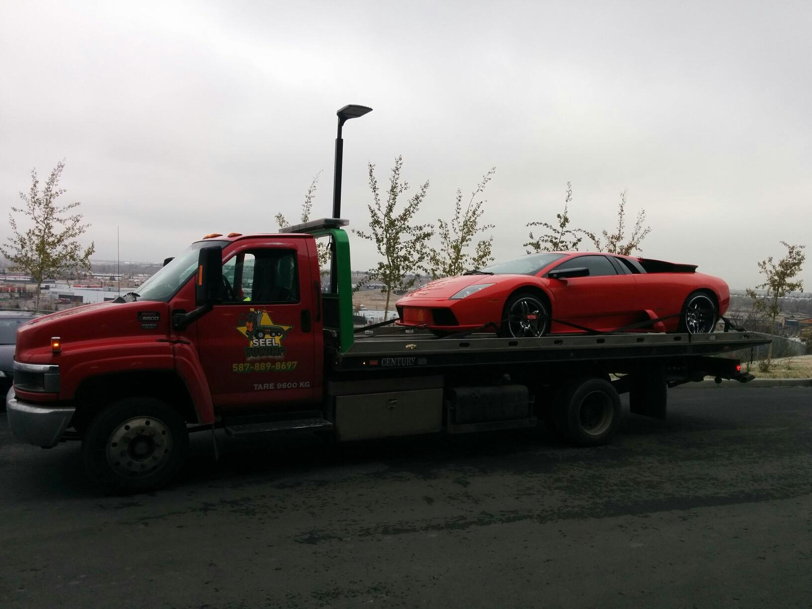 Towing 05 Lamborghini Murcielogo