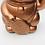 Thumbnail: Gato de la suerte cobre