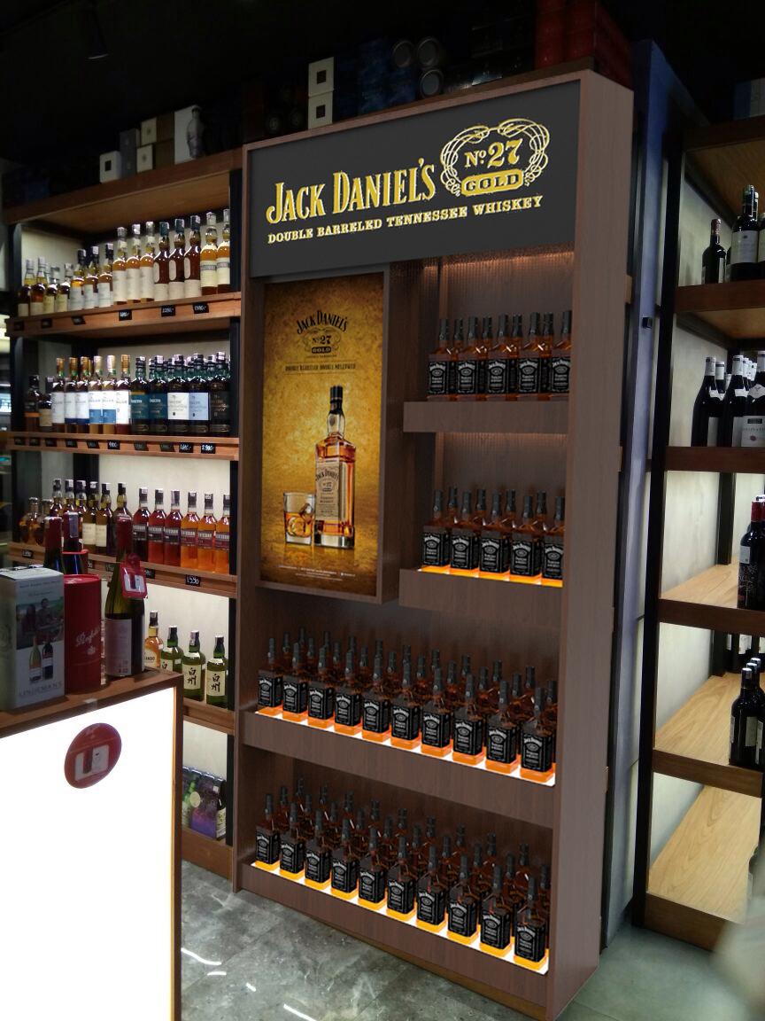 In-store Branding & Activation