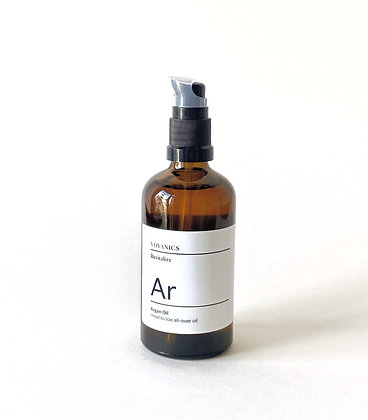 Arganöl - head-to-toe all-over oil