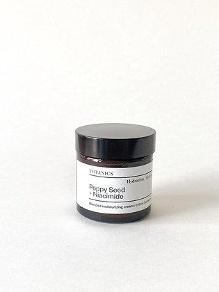 Poppyseed+Niacinamide moisturizing cream