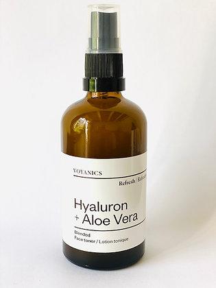 Hyaluron + Aloe Vera Toner