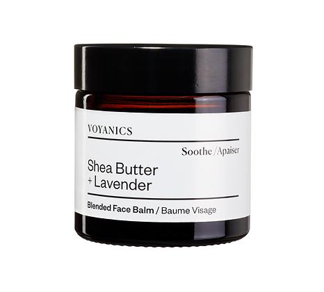 Shea Butter + Lavender Face Balm