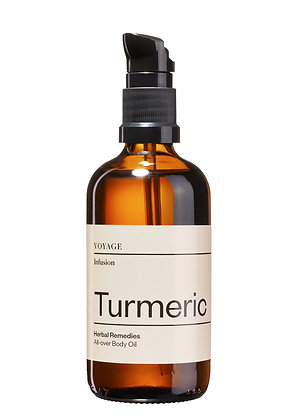 Turmeric Body Oil