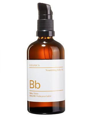 Nourishing baby oil