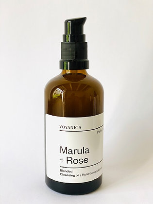 Marula + Rose Cleansing Oil