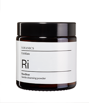 Rice Bran Cleansing Powder