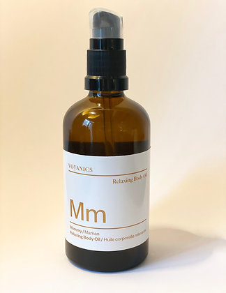 Mami (to be) Relaxing Body Oil