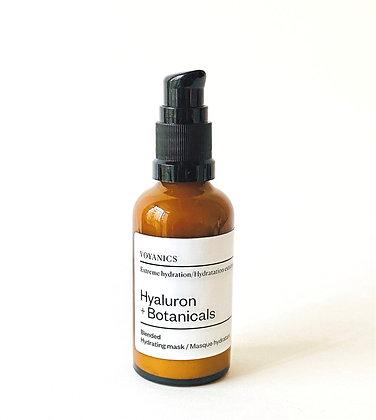 Hyaluron + Botanicals Intense Hydration Mask
