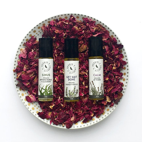 Parent Pack Aromatherapy Collection