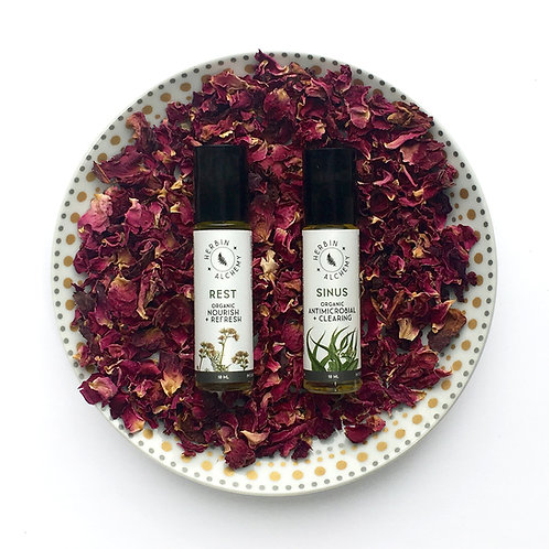 Travel Aromatherapy Collection