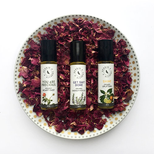 Empower Pack Aromatherapy Collection