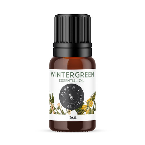WINTERGREEN ESSENTIAL OIL 10ml