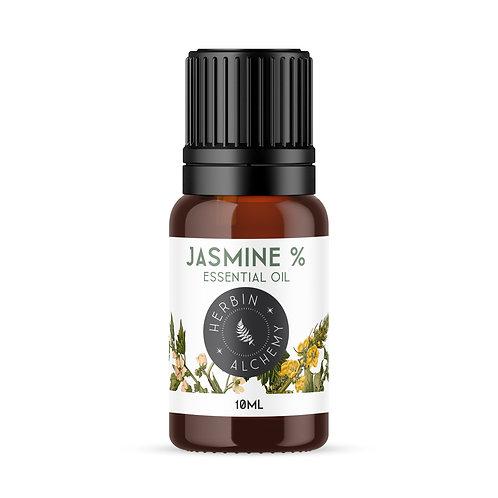 JASMINE % ESSENTIAL OIL 10ml