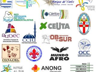"Comunicado de prensa ""Marcha Uruguay 2015"""