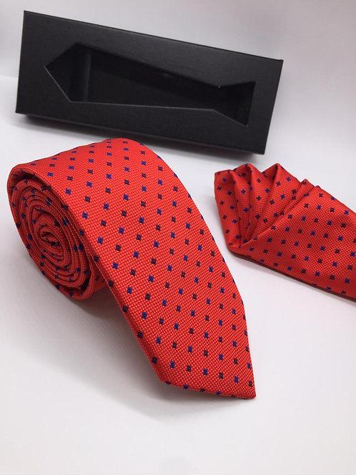 Set corbata Pañuelo 281