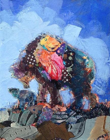 bears original painting
