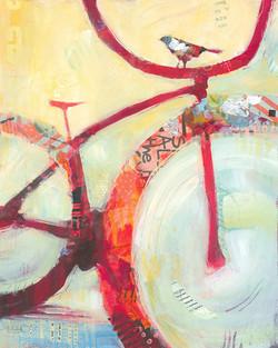 Red Cruiser + Bird