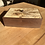 Thumbnail: Walnut and Spalted Maple Tea Box