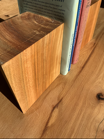 Cherry Bookends
