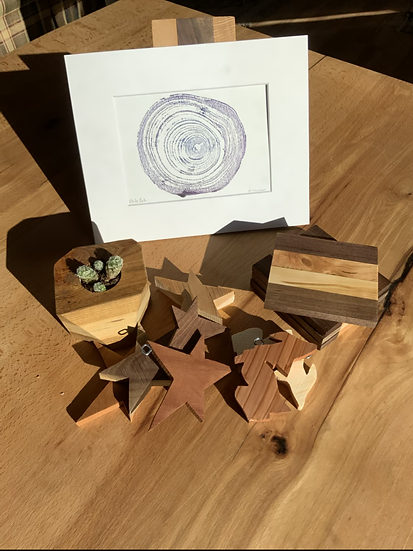 Forget-me-not Gift Box