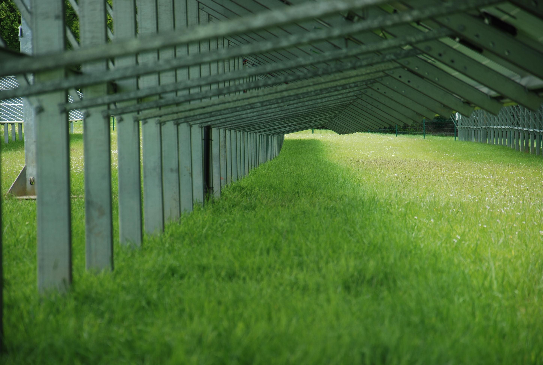 Solar PV sub structure