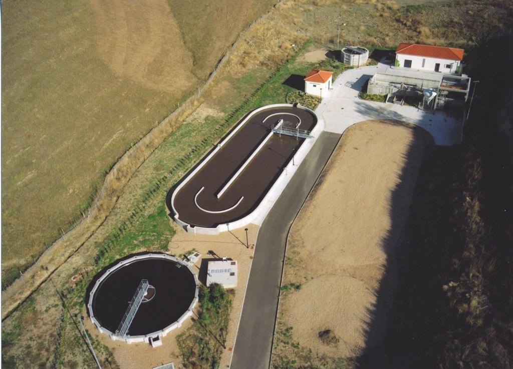 Waste water treatment spain