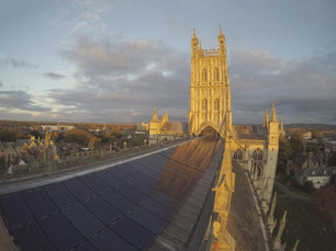 New_Gloucester Cathedral with solar PV.j