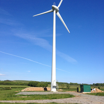 Wind turbine UK