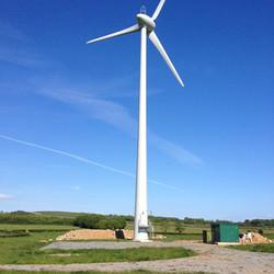 Wind turbine UK