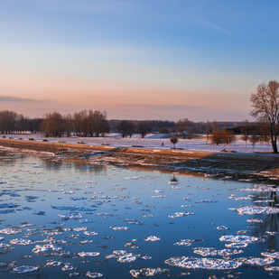 Ostatci zime - Inja Pavlić.JPG