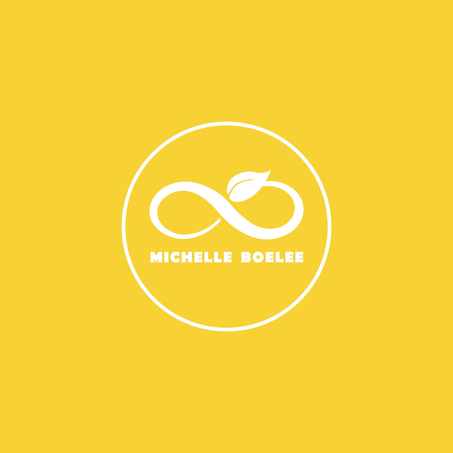 Logo wit, Michelle Boelee
