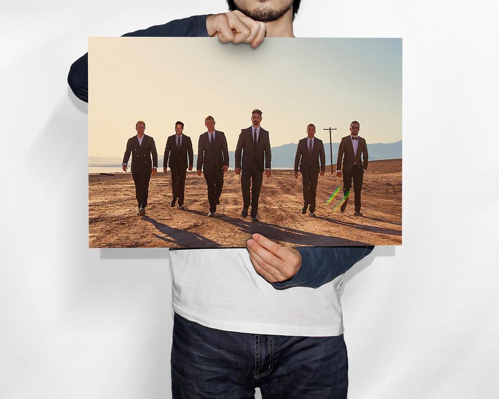 Backstreetboys poster
