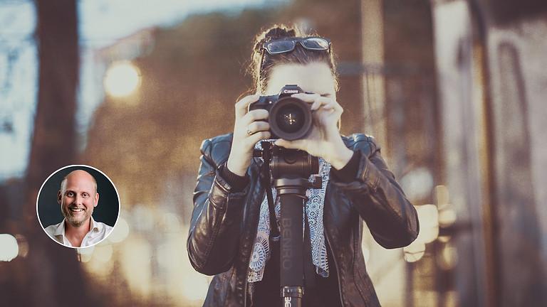 Workshop 'Impact voor de camera'