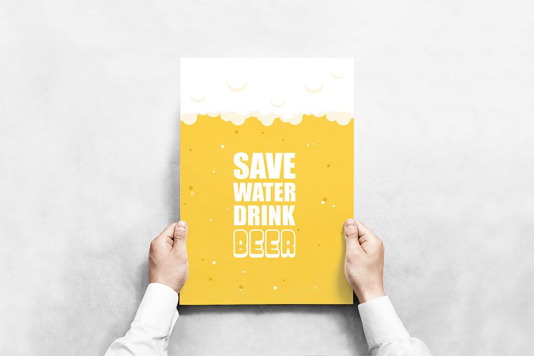 Poster Beer