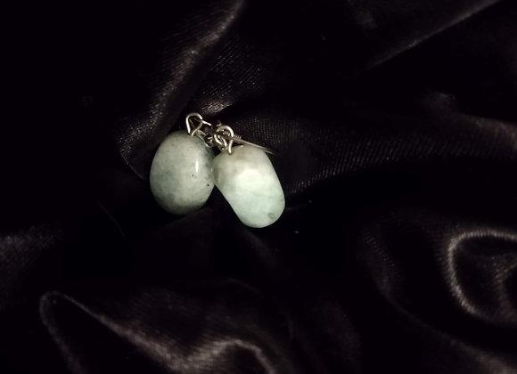 Auqmarine Earrings