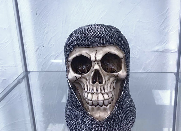 Viking Skull Head