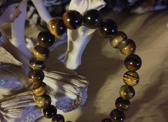 Tiger Eye Bracelet Unisex