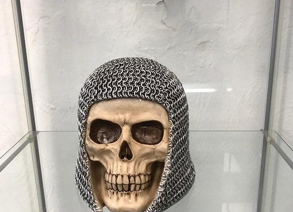 Viking Skull Head