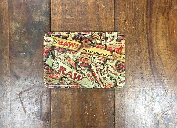 Raw Small tray