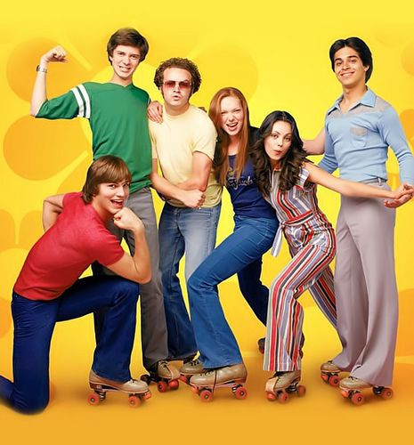 Netflix shows to watch when you're high: That 70's show