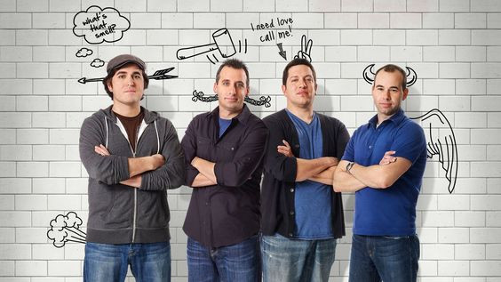 Netflix shows to watch when you're high: Impractical jokers
