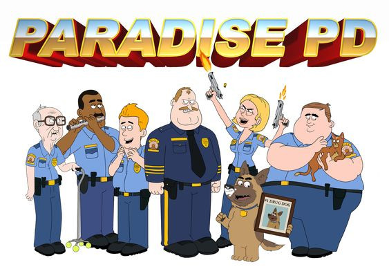 Netflix shows to watch when you're high: Paradise PD