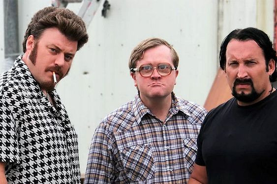 Netflix shows to watch when you're high: Trailer park boys
