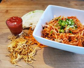 Crispy Noodle Bowl (Chinese Bhel)